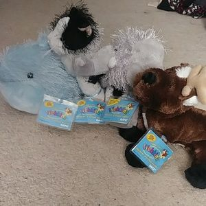 Webkinz lot of 4 new with tags